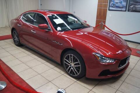 2017 Maserati Ghibli for sale at Adams Auto Group Inc. in Charlotte NC