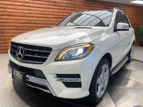 2015 Mercedes-Benz M-Class for sale at Dixie Imports in Fairfield OH