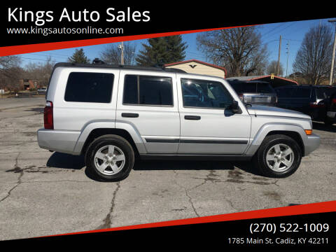 2006 Jeep Commander for sale at Kings Auto Sales in Cadiz KY