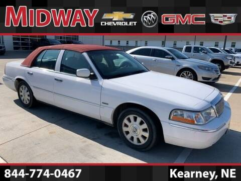 2003 Mercury Grand Marquis for sale at Midway Auto Outlet in Kearney NE