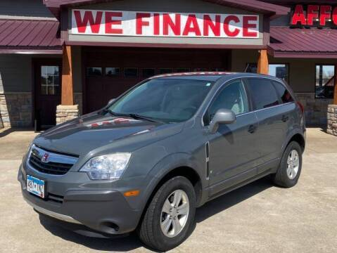 2009 Saturn Vue for sale at Affordable Auto Sales in Cambridge MN
