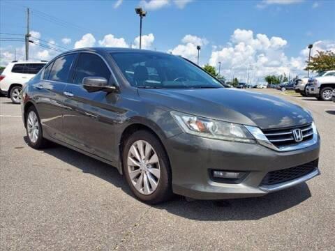 2014 Honda Accord for sale at Contemporary Auto in Tuscaloosa AL