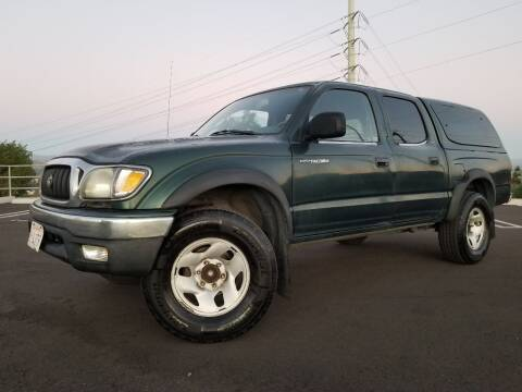 2002 Toyota Tacoma for sale at San Diego Auto Solutions in Escondido CA