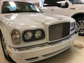 2001 Bentley Arnage for sale at Classic Car Deals in Cadillac MI