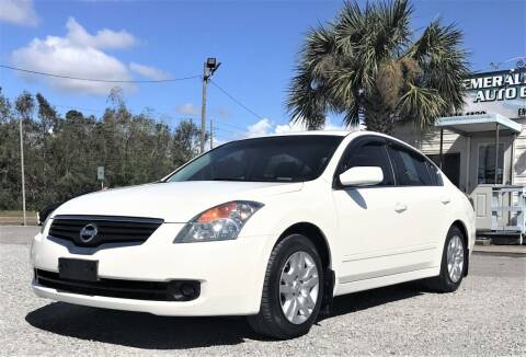 2009 Nissan Altima for sale at Emerald Coast Auto Group LLC in Pensacola FL
