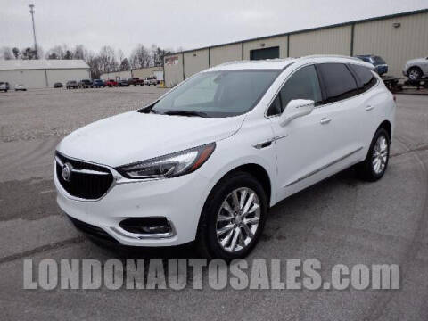 2018 Buick Enclave for sale at London Auto Sales LLC in London KY