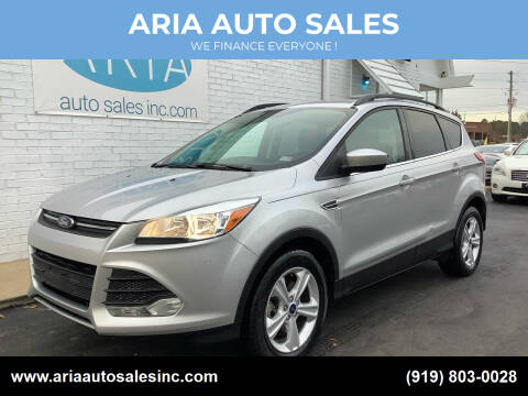 2016 Ford Escape for sale at ARIA  AUTO  SALES in Raleigh NC