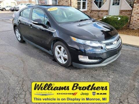 2011 Chevrolet Volt for sale at Williams Brothers - Pre-Owned Monroe in Monroe MI