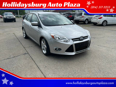 2012 Ford Focus for sale at Hollidaysburg Auto Plaza in Hollidaysburg PA