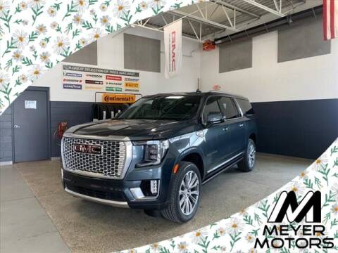 2021 GMC Yukon XL for sale at Meyer Motors in Plymouth WI
