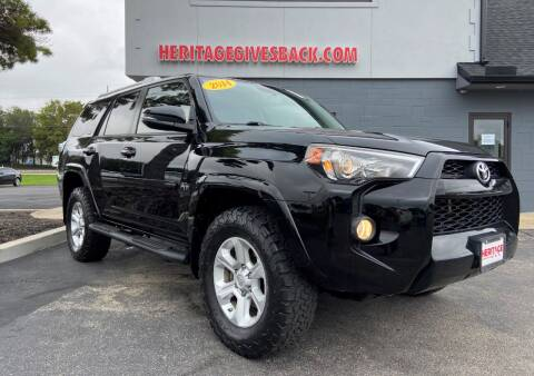 2014 Toyota 4Runner for sale at Heritage Automotive Sales in Columbus in Columbus IN