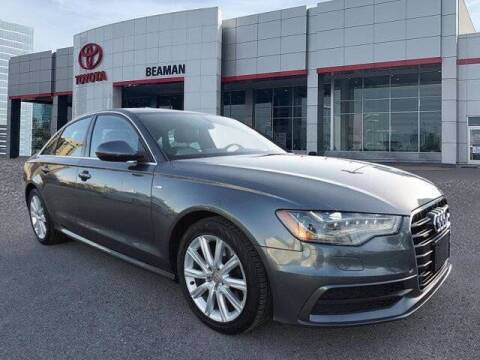 2014 Audi A6 for sale at BEAMAN TOYOTA in Nashville TN