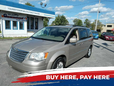 2009 Chrysler Town and Country for sale at E.L. Davis Enterprises LLC in Youngstown OH