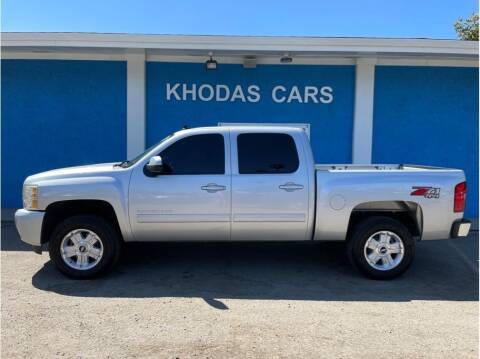 2013 Chevrolet Silverado 1500 for sale at Khodas Cars in Gilroy CA