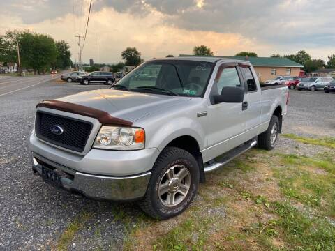 2006 Ford F-150 for sale at US5 Auto Sales in Shippensburg PA