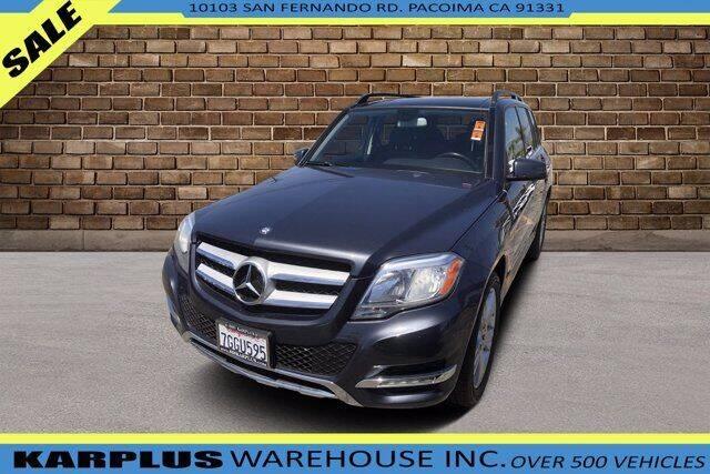 2015 Mercedes-Benz GLK for sale at Karplus Warehouse in Pacoima CA
