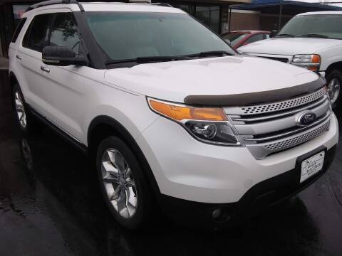 2013 Ford Explorer for sale at Village Auto Outlet in Milan IL