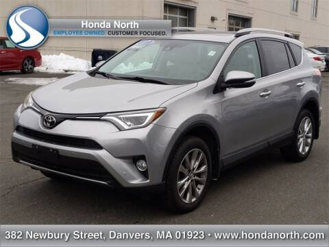 2017 Toyota RAV4 for sale at 1 North Preowned in Danvers MA