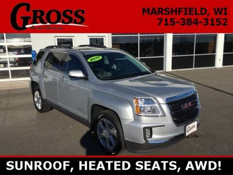 2017 GMC Terrain for sale at Gross Motors of Marshfield in Marshfield WI
