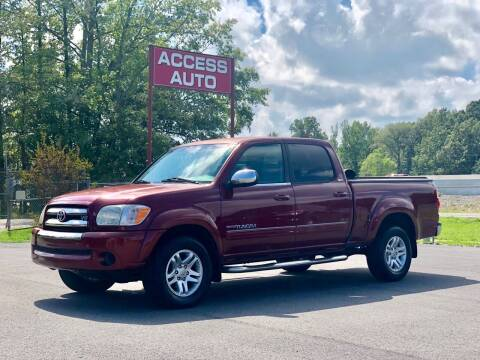 2005 Toyota Tundra for sale at Access Auto in Cabot AR