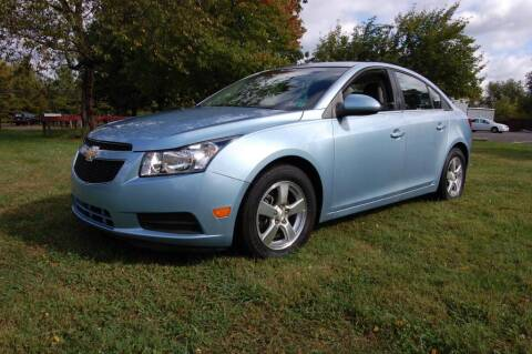 2011 Chevrolet Cruze for sale at New Hope Auto Sales in New Hope PA