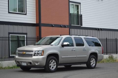 2008 Chevrolet Suburban for sale at Skyline Motors Auto Sales in Tacoma WA