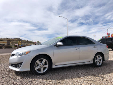 2014 Toyota Camry for sale at 1st Quality Motors LLC in Gallup NM