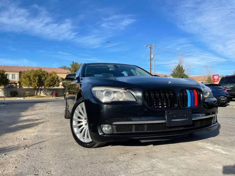 2010 BMW 7 Series for sale at Boktor Motors in Las Vegas NV