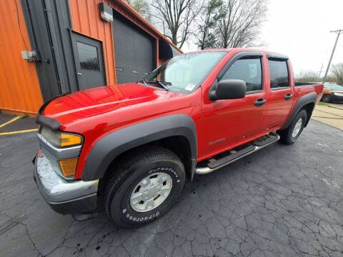 2005 Chevrolet Colorado for sale at Steve's Auto Sales in Madison WI