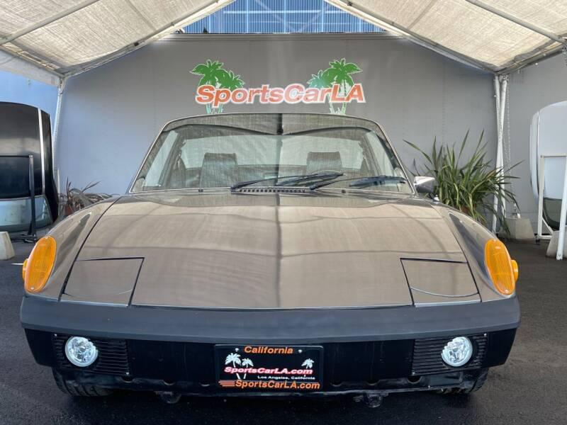 1972 Porsche 914 for sale in Los Angeles, CA