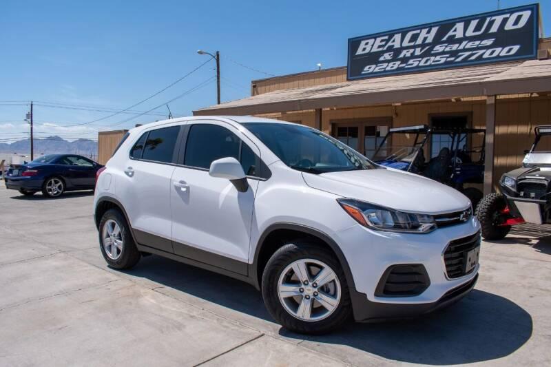 2020 Chevrolet Trax for sale at Beach Auto and RV Sales in Lake Havasu City AZ
