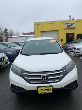 2013 Honda CR-V for sale at Hartford Auto Center in Hartford CT