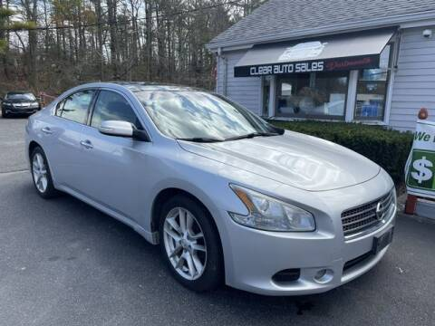 2009 Nissan Maxima for sale at Clear Auto Sales 2 in Dartmouth MA