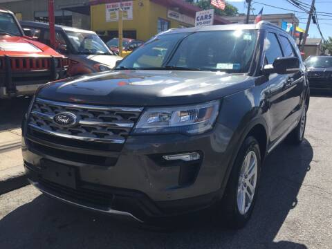 2018 Ford Explorer for sale at Drive Deleon in Yonkers NY