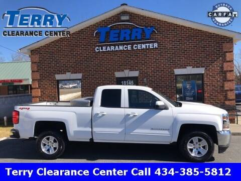 2018 Chevrolet Silverado 1500 for sale at Terry Clearance Center in Lynchburg VA