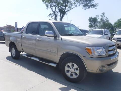2006 Toyota Tundra for sale at GRG Auto Plex in Houston TX