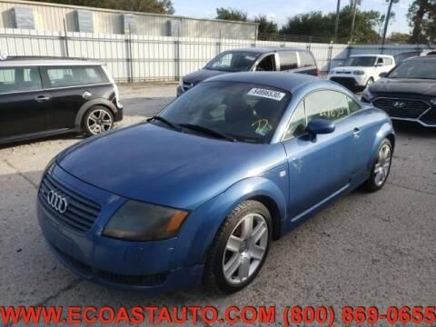 2001 Audi TT for sale at East Coast Auto Source Inc. in Bedford VA