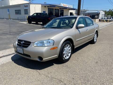 2001 Nissan Maxima for sale at Ricos Auto Sales in Escondido CA