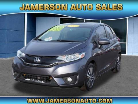 2017 Honda Fit for sale at Jamerson Auto Sales in Anderson IN
