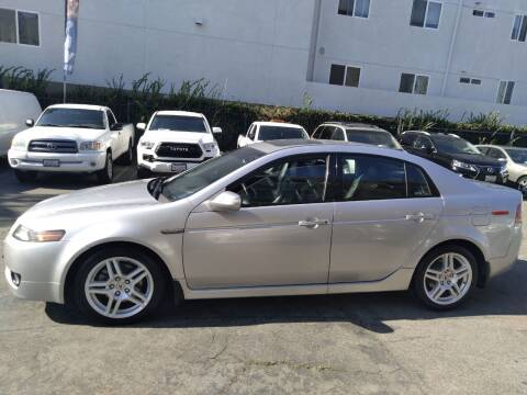 2008 Acura TL for sale at Western Motors Inc in Los Angeles CA