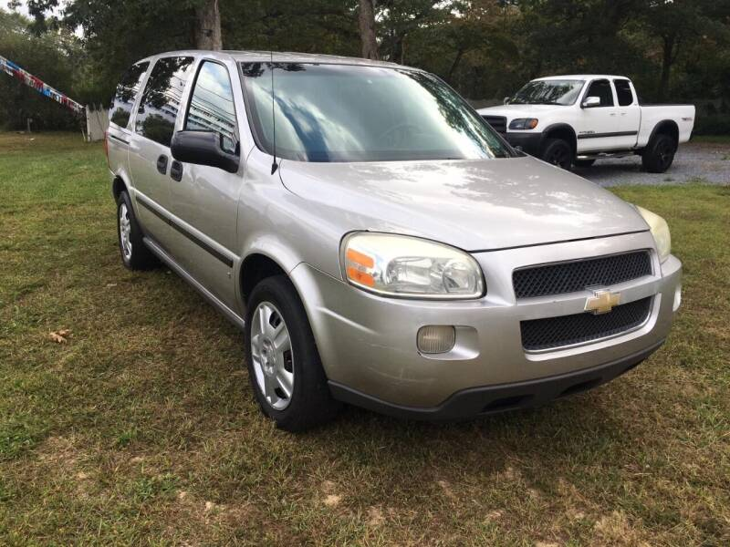 2006 Chevrolet Uplander for sale at Manny's Auto Sales in Winslow NJ
