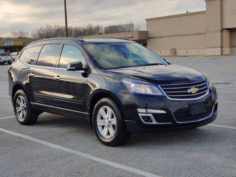 2017 Chevrolet Traverse for sale at Loco Motors in La Porte TX