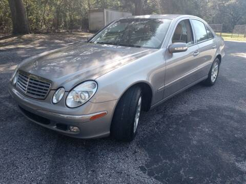 2003 Mercedes-Benz E-Class for sale at Royal Auto Mart in Tampa FL