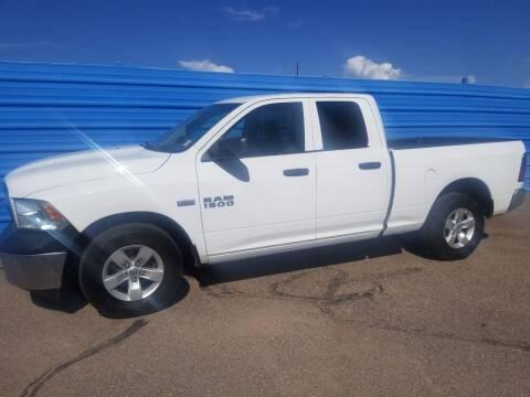 2015 RAM Ram Pickup 1500 for sale at CAMEL MOTORS in Tucson AZ