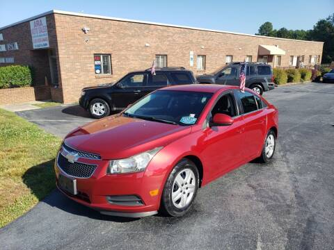 2011 Chevrolet Cruze for sale at ARA Auto Sales in Winston-Salem NC