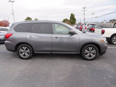 2019 Nissan Pathfinder for sale at DICK BROOKS PRE-OWNED in Lyman SC