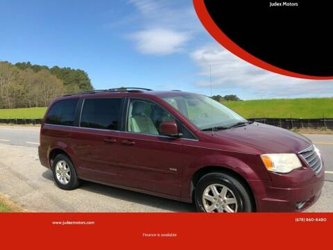 2008 Chrysler Town and Country for sale at Judex Motors in Loganville GA