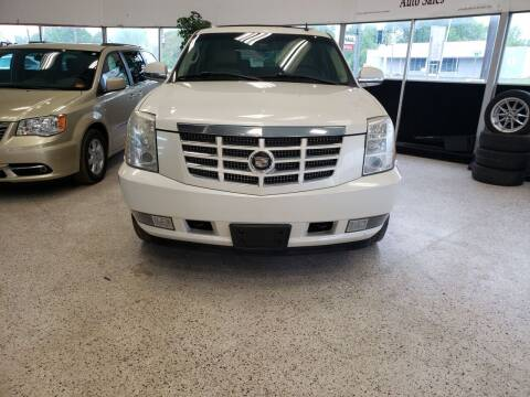 2007 Cadillac Escalade for sale at Fansy Cars in Mount Morris MI
