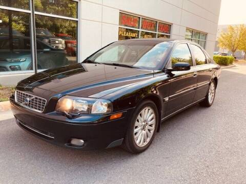2006 Volvo S80 for sale at Pleasant Auto Group in Chantilly VA