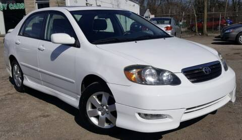 2006 Toyota Corolla for sale at Nile Auto in Columbus OH